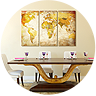 canvas prints for dining room