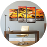 canvas prints for office