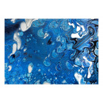 Photo Wallpaper Blue Stream 117500 additionalThumb 1