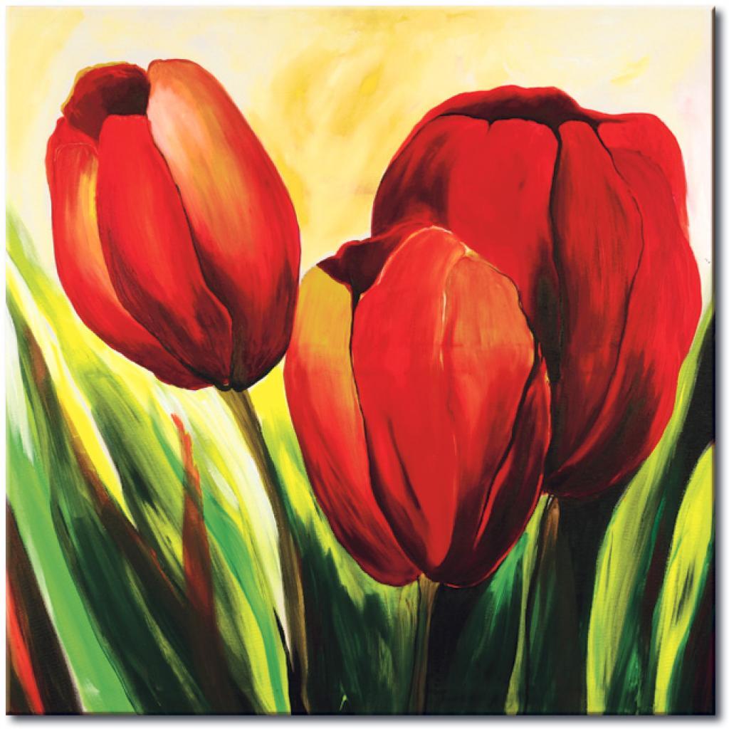 Tres tulipanes  XXL
