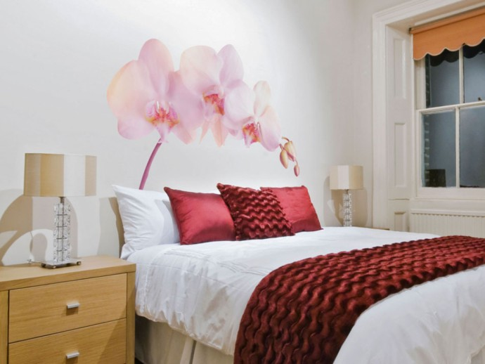 Wall Decal Sleepy orchid 91000 additionalImage 1