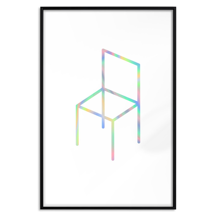Chair [Deco Poster - Holographic]