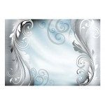 Wall Mural Blue ornament 97120 additionalThumb 1