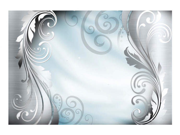 Wall Mural Blue ornament 97120 additionalImage 1