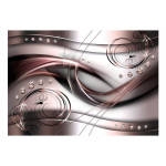 Wall Mural Copper wave 97720 additionalThumb 1