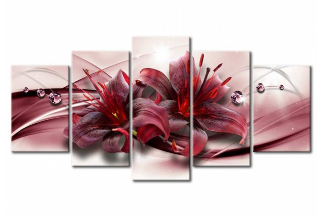 Pink Lily [Glass] 93730 additionalImage 1