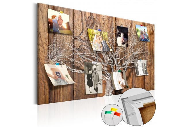 Decorative Pinboard Knot of Life [Corkboard] 98130