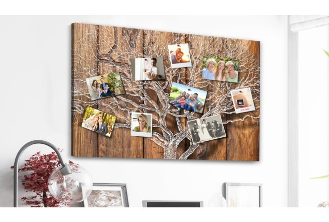 Decorative Pinboard Knot of Life [Corkboard] 98130 additionalImage 2