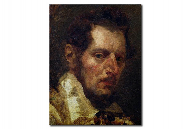 Reproduction de tableau Self portrait 113640