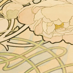 Wallpaper Flowers Art Deco 89450 additionalThumb 2