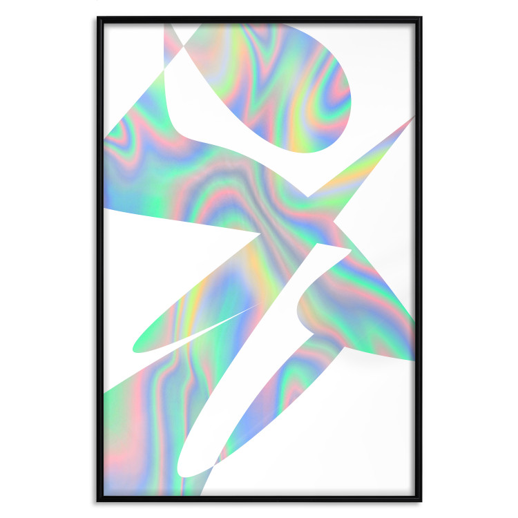 Contrast [Deco Poster - Holographic]