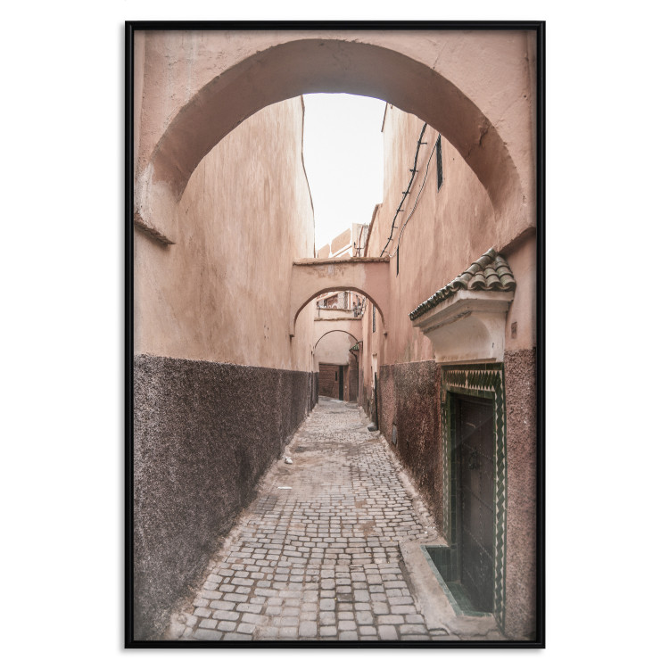 Moroccan Streets [Poster]