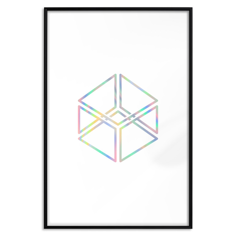 Cube [Deco Poster - Holographic]