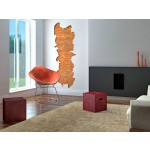 Vinilo decorativo Visual illusion: Original brick 90701 additionalThumb 1