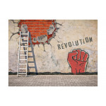 Wall Mural The invisible hand of the revolution 60751 additionalThumb 1