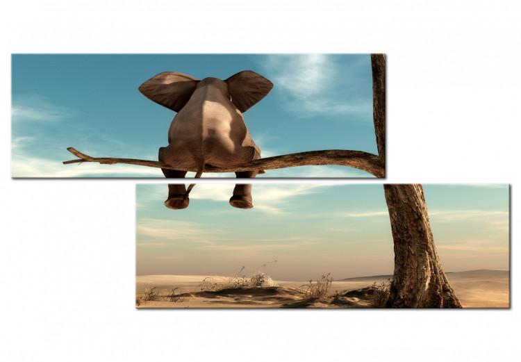 Funny Elephant