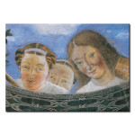 Kunstdruck Women looking down 113291
