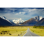 Foto Tapete Southern Alps, New Zealand 59991 additionalThumb 1