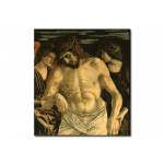 Quadro famoso Dead Christ, supported by two Angels 113402