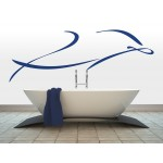 Wall mural Dolphin 57002