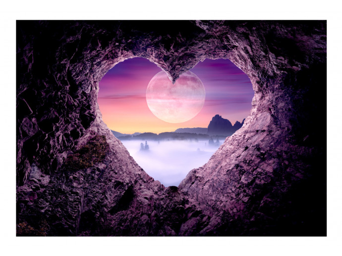 Photo Wallpaper Cave of Love