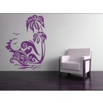 Sticker mural Palm tree 91422 additionalThumb 1
