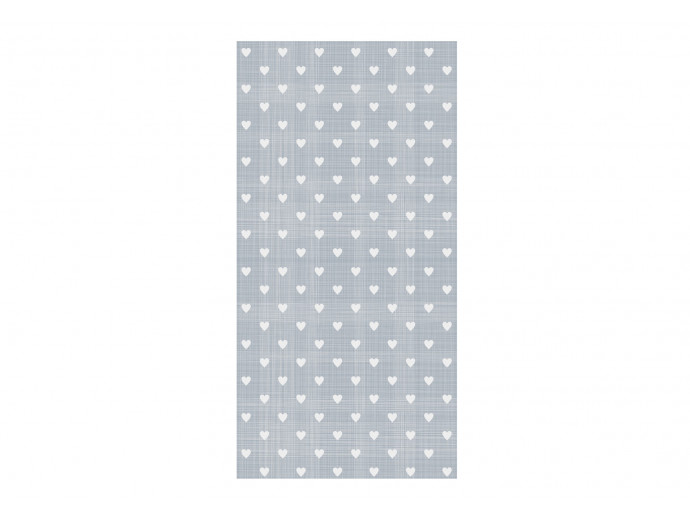 Papel pintado White Hearts 108132 additionalImage 1