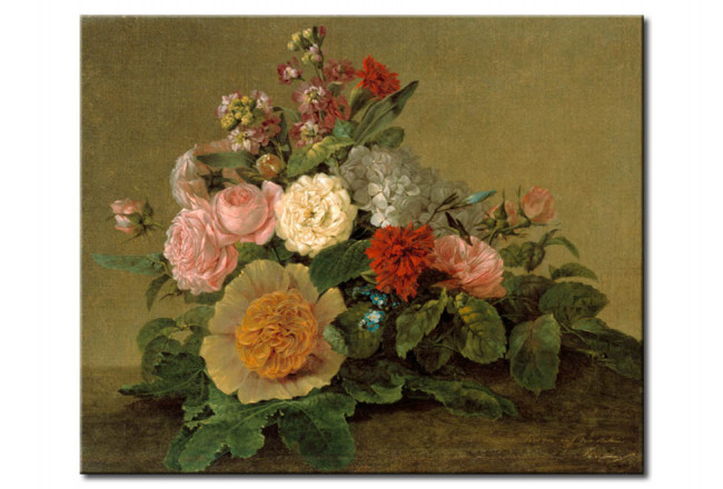 Kunstkopie Still Life with Flowers 113532
