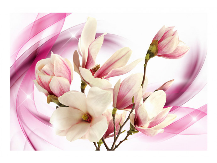Wall Mural Power of Magnolia 63832 additionalImage 1