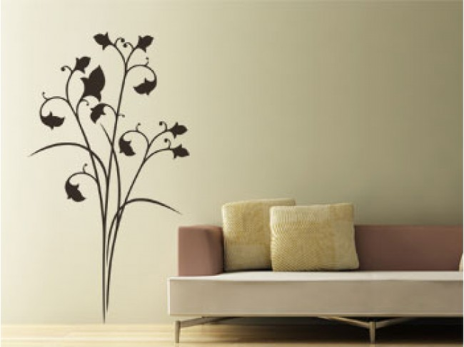 Vinilo pared Bunch of flowers 99032 additionalImage 2