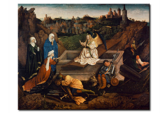 Art Reproduction The Three Maries at the Grave of Christ 110142