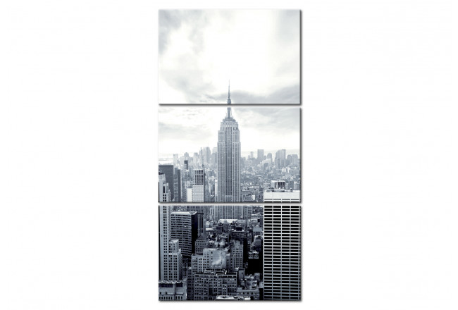 Canvas New York: Empire State Building 106862 additionalImage 1