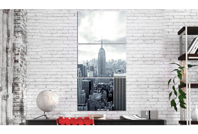 Canvas New York: Empire State Building 106862 additionalImage 4