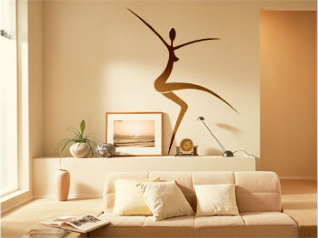 Wall sticker Silhouette (Africa) 57772