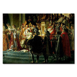 Cuadro famoso The Consecration of the Emperor Napoleon 109182
