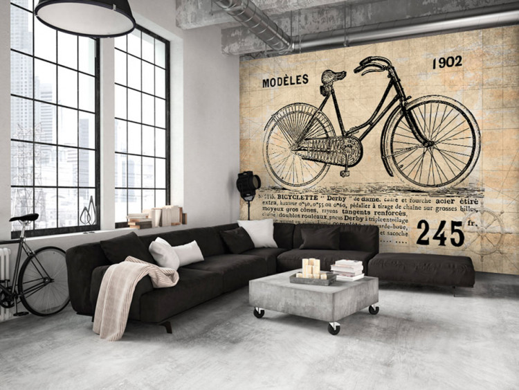 Old School Bicycle