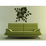 Wall Decal Floral design 99082 additionalThumb 2