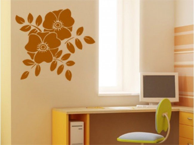 Wall Decal Floral design 99082