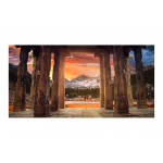 Wall Mural Trail of rocky temples 59792 additionalThumb 1