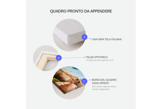 Quadro famoso Arrivo a Seeshaupt 52603 additionalImage 2