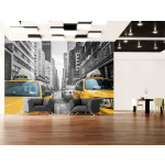 Photo Wallpaper New York taxi 60203