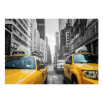 Photo Wallpaper New York taxi 60203 additionalThumb 1