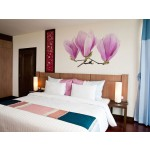 Wall sticker Three magnolias 90833 additionalThumb 2