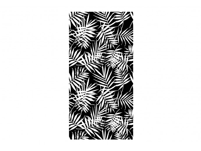 Wandtapete Black and White Jungle 113743 additionalImage 1