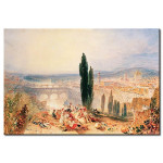 Reproduction Painting Florence from near San Miniato 52883