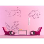 Vinilo pared Dinosaurs 98904 additionalThumb 3