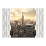 Fotomural a medida Light of New York 62314 additionalThumb 1