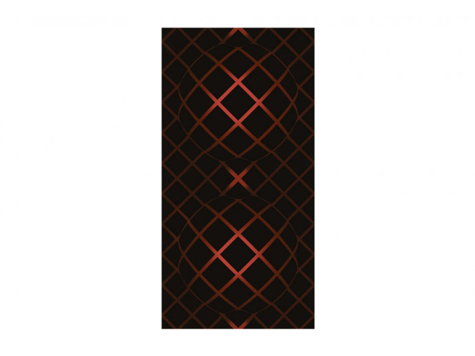 Papier peint design Red lines 89414 additionalImage 1