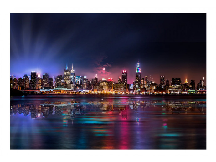Wall Mural Romantic moments in New York City 61524 additionalImage 1