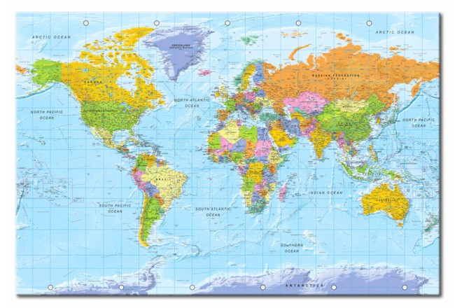 Orbis Terrarum [Cork Map] 95924 additionalImage 1